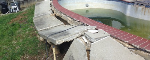 Pool Removal Annapolis