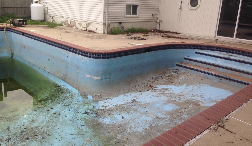 Carroll Bros. Contracting Edgewater Pool Removal