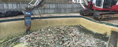Arnold Pool Removal
