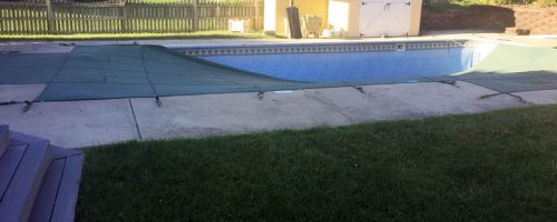 swimming pool removal in Howard County