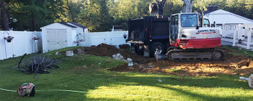 Removal of a Pool in Linthicum